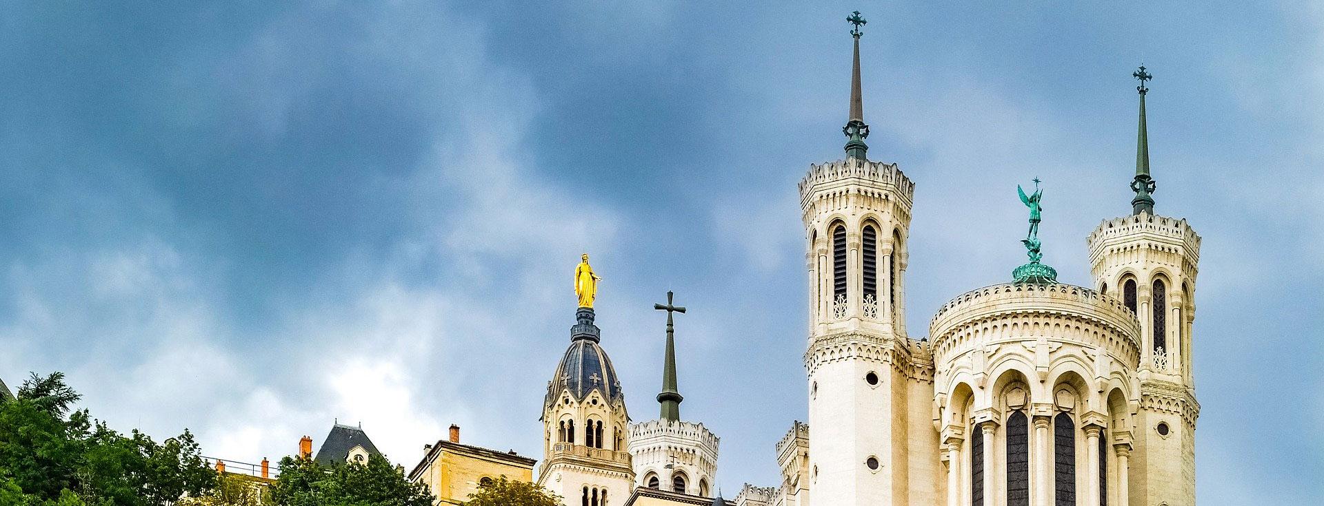 Mariage avec la ville de Lyon